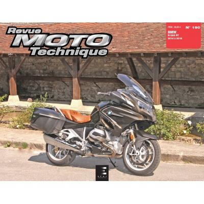 Revue Moto Technique 190 BMW R1200 RT 14-18