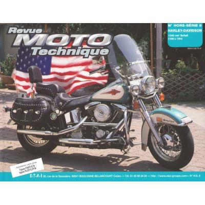 Revue Moto Technique HS 8.1 Harley Davidson Softail (tous types)