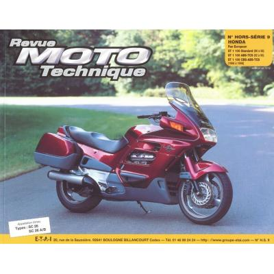 Revue Moto Technique HS 9.3 Honda ST 1100 Pan European