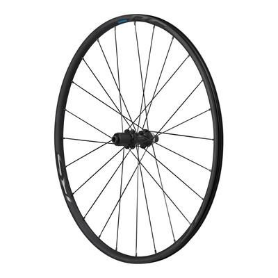 Roue arrière vélo de route Shimano RS370 à disque Centerlock 700 Tubeless 10-11v