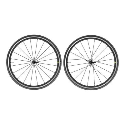 Roues vélo de route Mavic Cosmic Elite 700 Tubeless pour Shimano 10-11v (paire)