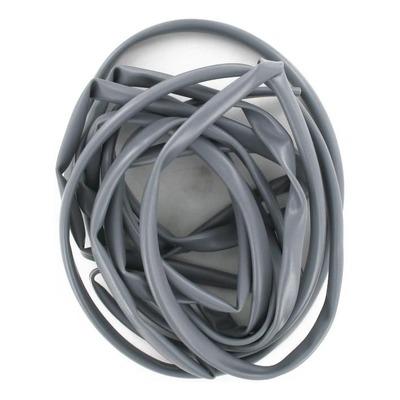 Gaine faisceau éléctrique souple gris 12x13,1mm 5m