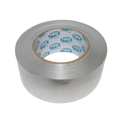 Ruban adhésif alu pour réparation, résistance jusqu'à 120°c, 50mm x 50m