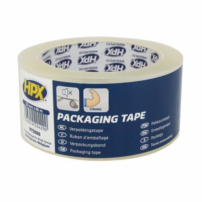 Ruban adhésif HPX emballage 50mm x 66m transparent