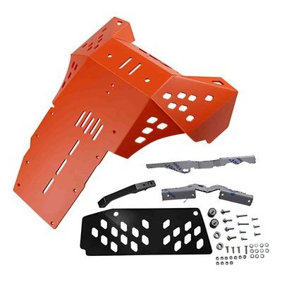Sabot de protection Moose Racing polyéthylène orange pour KTM Adventure 790 19-20