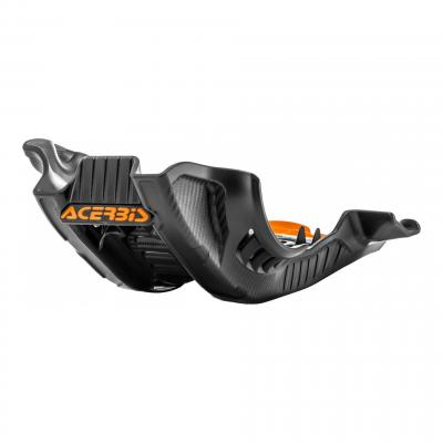Sabot moteur Acerbis KTM 250 SX-F 19-20 noir/orange