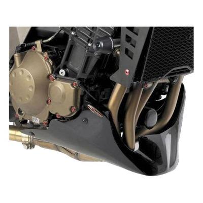 Sabot moteur Barracuda Aérosport noir brillant Kawasaki Z 750 04-06