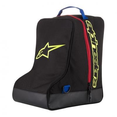 Sac à bottes Alpinestars Boot noir/bleu