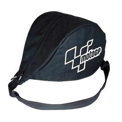 Sac à casque MotoGP Messenger noir