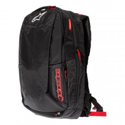Sac à dos Alpinestars CITY HUNTER noir/rouge