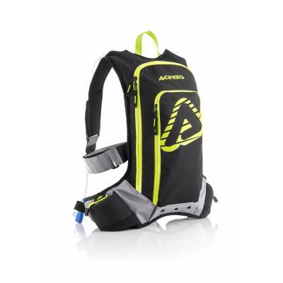 Sac à dos d'hydratation Acerbis X-Storm Drink bag noir/jaune