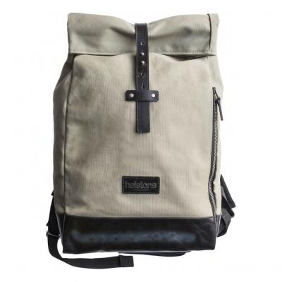 Sac à dos Helstons Back Pack City beige/noir