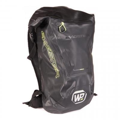 Sac à dos imperméable Bagster WP20 noir/fluo