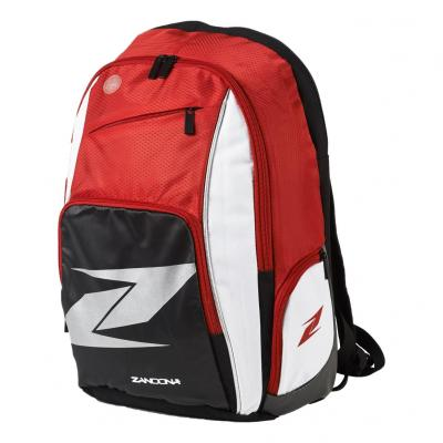 Sac à dos Zandona Sport Backpack rouge/noir/blanc