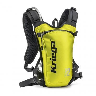 Sac d'hydratation Kriega Backpack Hydro2 jaune