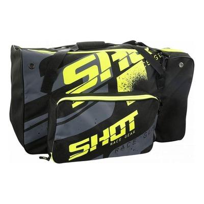Sac de sport Shot Sport 2.0 noir/jaune fluo