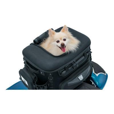 Sac de transport chien Kuryakyn Grand Pet Palace 44 L
