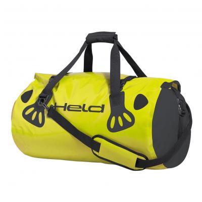 Sac de voyage Held CARRY-BAG 60L noir/jaune fluo