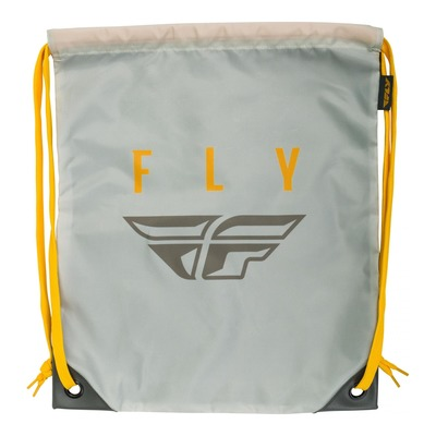 Sac Fly Racing Quick Draw blanc/jaune