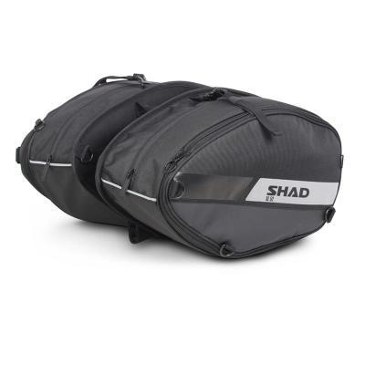 Sacoche cavalière Shad SL52 noir