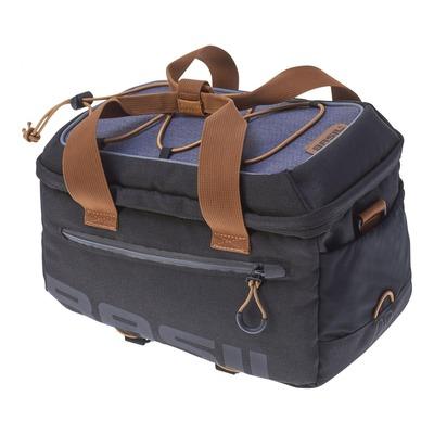 Sacoche de porte-bagage Basil Miles 7 Litres bleu/noir