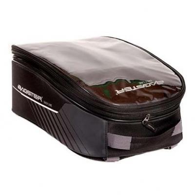 Sacoche de réservoir Bagster D-Line Viber noir/blanc