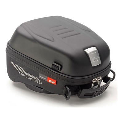 Sacoche de réservoir Givi ST605N TanklockED 5 Litres noir