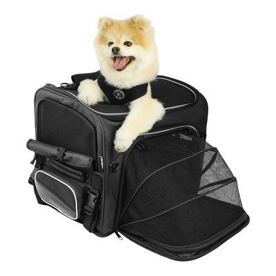 Sacoche de selle Nelson Rigg NR-240 pour chien