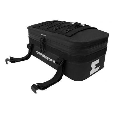 Sacoche Enduristan pour couvercle de valise noir L 15 litres