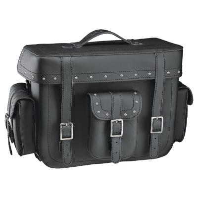 Sacoche Held Cruiser Top Case noir avec rivets 20L