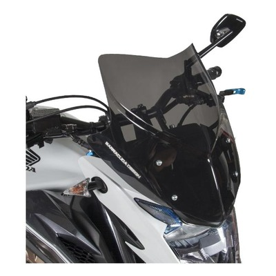 Saute-vent Barracuda Aerosport fumé Honda CB 500 F 16-20