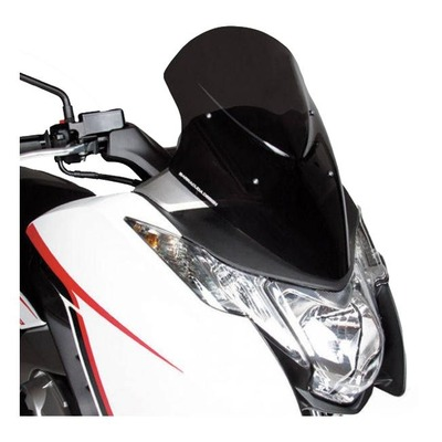 Saute-vent Barracuda Aerosport fumé Honda Intégra 750 14-20