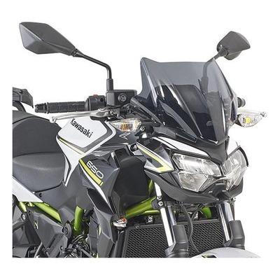 Saute vent Givi Kawasaki Z650 2020 fumé
