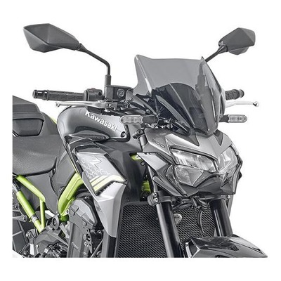 Saute vent Givi Kawasaki Z900 2020 fumé