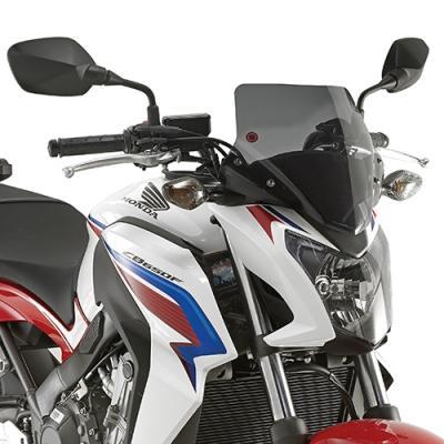 Saute vent Kappa Honda CB 650F 14-16 fumé