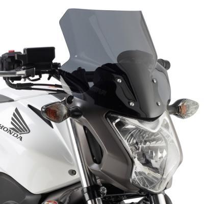 Saute vent Kappa Honda NC 700S 12-13 fumé