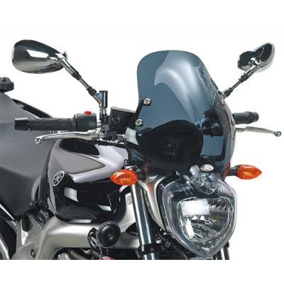 Saute vent Kappa Yamaha FZ6 / FZ6 600 Fazer 04-06 fumé