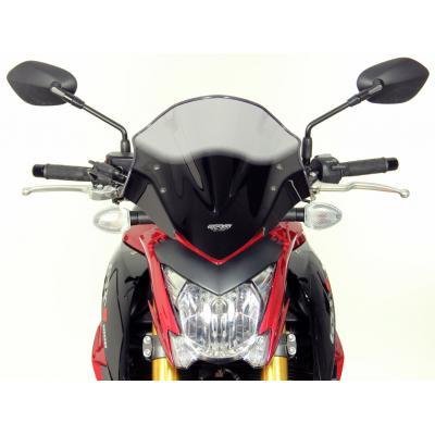 Saute-vent MRA Racing clair Suzuki GSX-S 1000 15-18
