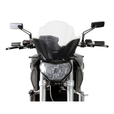 Saute-vent MRA Racing clair Yamaha MT-09 14-16
