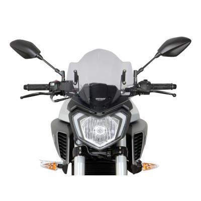 Saute-vent MRA Racing clair Yamaha MT-125 14-18