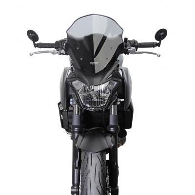 Saute-vent MRA Racing fumé Kawasaki Z650 17-18