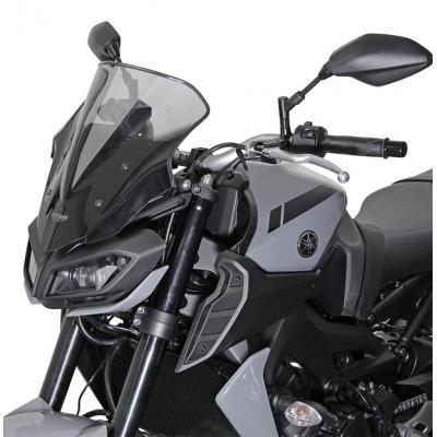 Saute-vent MRA Racing incolore Yamaha MT-09 17-18