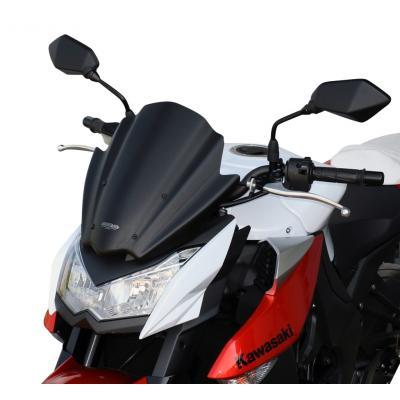 Saute-vent MRA Racing noir Kawasaki Z 1000 10-13