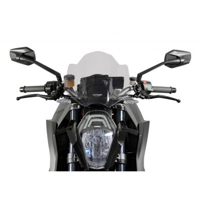 Saute-vent MRA Sport clair KTM 1290 Superduke R 14-16