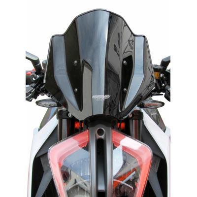 Saute-vent MRA Sport clair KTM Super Duke 1290 17-18
