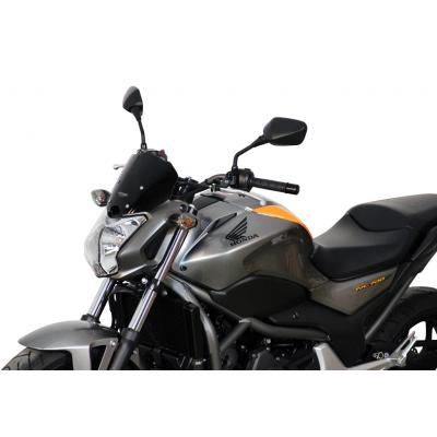Saute-vent MRA Sport claire Honda NC 750 S 14-17