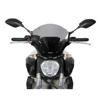 Saute-vent MRA Sport fumé Yamaha MT-07 14-18