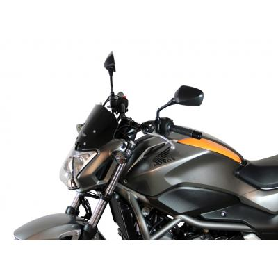 Saute-vent MRA Sport noir Honda NC 750 S 14-17