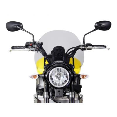 Saute-vent MRA Touring fumé Yamaha XSR 700 16-18