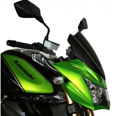 Saute-vent MRA Touring noir Kawasaki Z 750 R 11-14
